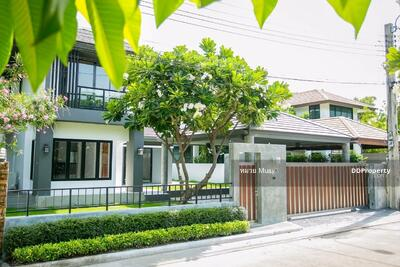 For Sale - ด่วน ลดราคา บ้านหรูไพรเวทเนอวานา ซ. ลาดพร้าว71 4 นอน 5 น้ำ ใหม่มาก เพียง 19. 8 ล้าน