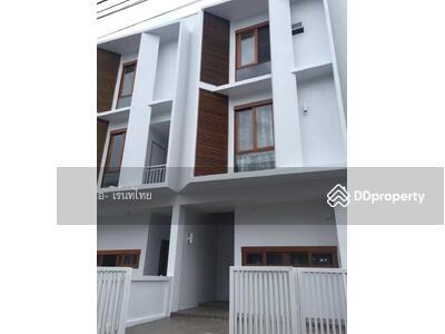 ขาย - CC0132  ขายทาวน์โฮม 3 ชั้น เชียงใหม่ 3 ห้องนอน 4  ห้องน้ำ 1 ห้องครัว 2 ที่จอดรถ เนื้อที่. 150 ตรม.