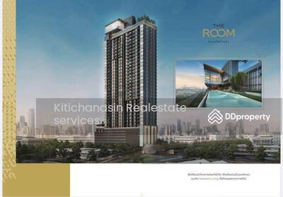 ขาย - รหัส KRE W3347 The Room Phayathai แบบ 1ห้องนอน 1ห้องน้ำ 37. 76 ตร. ม ชั้น 18 ขาย 7. 29 ลบ. @LINE:0962215326 คุณ นิว