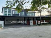 ขาย - บ้านเดี่ยว (หลังหัวมุม) หมู่บ้านอิคอนเนเจอร์ แต่งสวย พร้อมเฟอร์ใหม่ๆ รามอินทรา109 มีนบุรี
