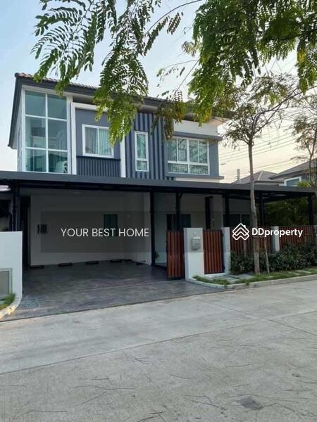 บ้านเดี่ยว แต่งใหม่ สวยมากๆ พร้อมเฟอร์ฯสวย หมู่บ้านอิคอนเนเจอร์ ถนนรามอินทรา109 มีนบุรี #83484434