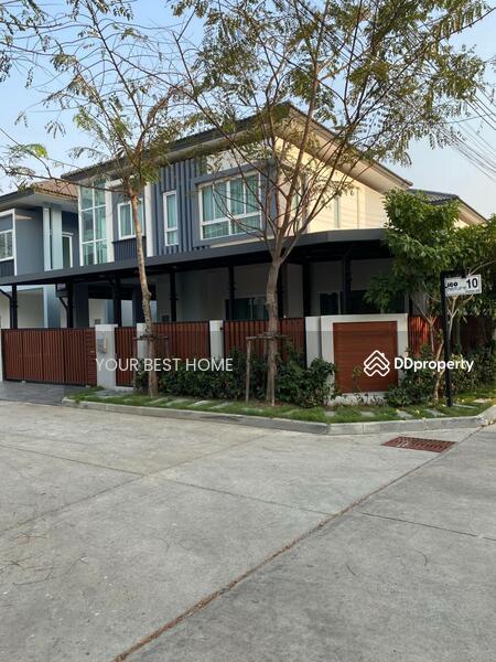 บ้านเดี่ยว แต่งใหม่ สวยมากๆ พร้อมเฟอร์ฯสวย หมู่บ้านอิคอนเนเจอร์ ถนนรามอินทรา109 มีนบุรี #83484436
