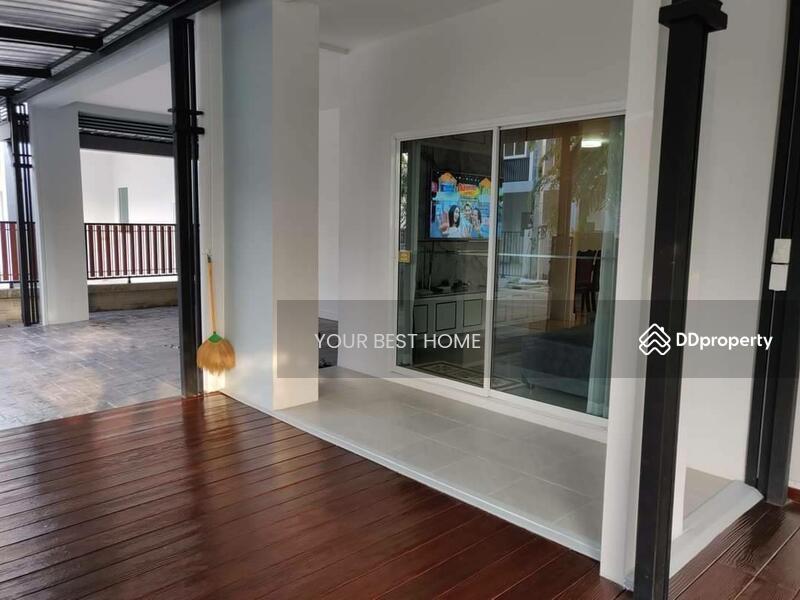 บ้านเดี่ยว แต่งใหม่ สวยมากๆ พร้อมเฟอร์ฯสวย หมู่บ้านอิคอนเนเจอร์ ถนนรามอินทรา109 มีนบุรี #83484438