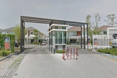 """ขาย - บ้านเดี่ยว 2 ชั้น  อบอุ่น สไตล์โมเดิร์น """"Warm Modernism"""" บ้านอลิชา 5 พุทธบูชา 36 (Baan Alicha 5)"""