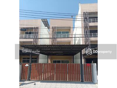 For Sale - ขายบ้านเดี่ยว53 ตรว. หมู่บ้านอมรพิมาน ถนนฉิมพลี ตลิ่งชัน กทม. โทรชนิตา 088-2878791