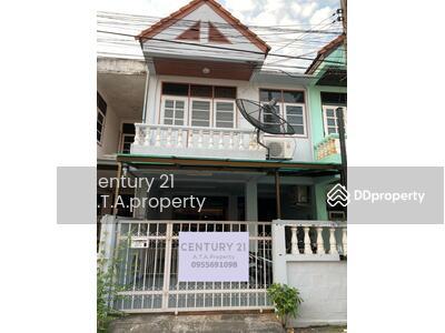 For Sale - 2-storey townhouse, Sriracha community (Low price)