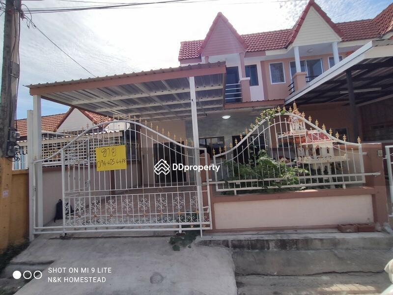 ทาวน์เฮาส์ 2ชั้น หมู่บ้านชุติมา #83601018