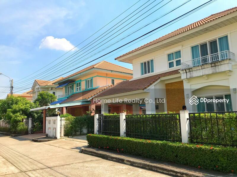 บ้านเดี่ยวโครงการ Perfect Place ราชพฤกษ์ #83612734