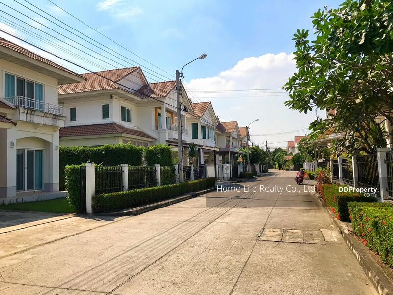 บ้านเดี่ยวโครงการ Perfect Place ราชพฤกษ์ #83612740