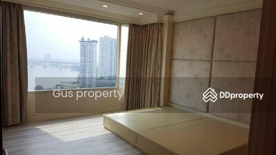 ให้เช่า - ทำเลปัง! !! วิวแม่น้ำเต็มๆ ห้องกว้างดีมาก พร้อมอยู่เลย ที่ Watermark Chaophraya River