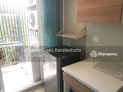 ให้เช่า - รหัส KRE A1283 MT Residences  แบบ 1ห้องนอน 1ห้องน้ำ พท. ใช้สอย 33 ตร. ม ชั้น 1 เช่า 8, 500 บาท @LINE:0807811871 คุณ ออน
