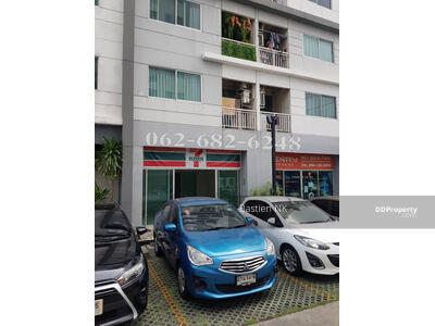 For Rent - #ให้เช่าพื้นที่่ขายของ เปิดร้านค้า ในคอนโด Smart วัชรพล