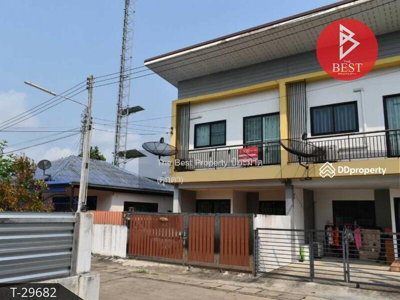 ขายทาวน์เฮ้าส์ 26 ตารางวา หลังมุม บางเสร่ ชลบุรี #83963434