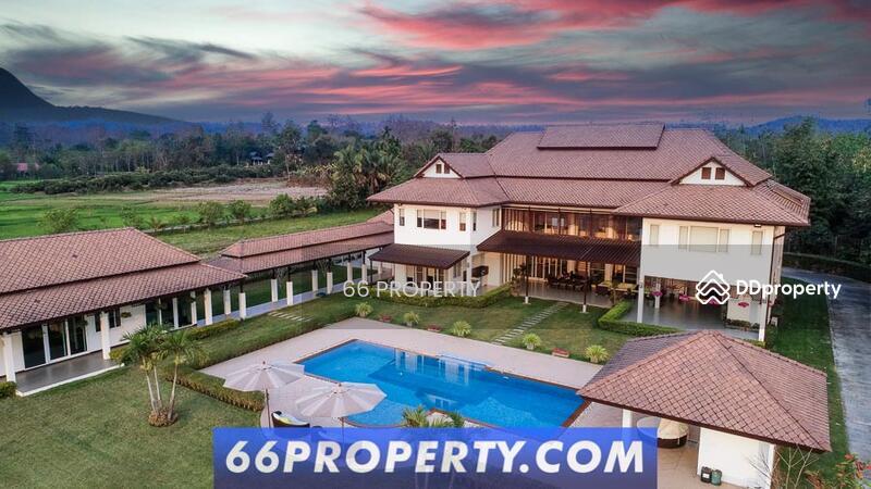 Modern Lanna Luxury Estate for Sale in Mae Rim, Chiang Mai #93234638