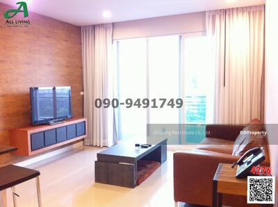 For Rent - ขาย/เช่า คอนโด เซอร์เคิล 1 เพชรบุรี 36 ใกล้รถไฟฟ้า MRT เพชรบุรี, BTS นานา