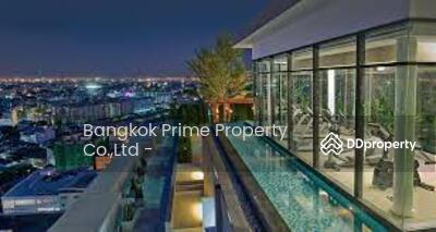 ขาย - นาทีสุดทึ่ง กับห้องที่สวยหรูในราคาแบบนี้ แถมเฟอร์ก็ครบ Ideo ratchada-huaykwang - MRTห้วยขวาง /BPP-IDORH