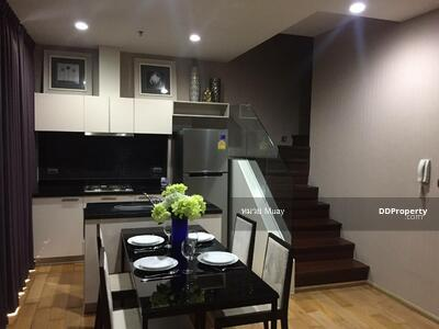 For Rent - Fuse Sathorn-taksin for rent 2beds Duplex 30, 000 Baht/month