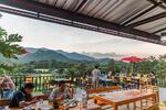 ขายเอง/ที่ดินวิวภูเขาล้อมรอบสุดสายตา บรรยากาศดี บนที่ดินแปลงใหญ่ 27+10 ไร่พร้อมร้านอาหาร