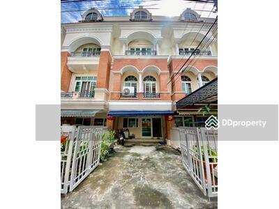 For Sale - R104-008 ขายทาวเฮ้าส์ 3 ชั้น หมู่บ้านคาซ่า ซิตี้ นวลจันทร์ 1 23. 6ตารางวา