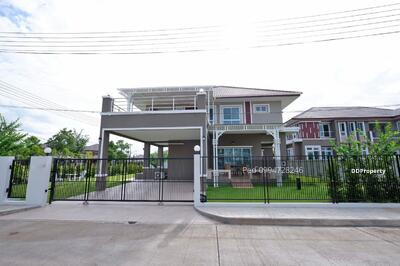For Rent - A house for rent near by 13 min to ABS - Ambassador Bilingual School, No. 13H030