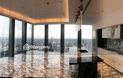 ขาย - CRP-S1-CD-640555 ขาย The Ritz Carlton แบบ Penthouse  4 นอน 5 น้ำ ห้องใหม่ ชั้นสูง 60 +  ติด BTS ช่องนนทรี
