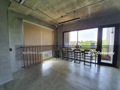 For Sale - ขายสำนักงานใหม่ 6 ชั้น Loft Style พร้อมลิฟท์ ย่านงามวงศ์วานใกล้นอร์ธปาร์ค , ใกล้ม. ธุรกิจบัณฑิตย์ อายุตึก 2 ปี