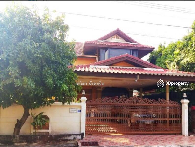 บ้านเดี่ยว ม.ปรีชา ดอนเมือง รังสิต ปทุมธานี #84162930