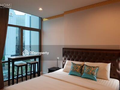 For Rent - The Room Charoenkrung 30 / 1 Bedroom (FOR RENT), เดอะ รูม เจริญกรุง 30 / 1 ห้องนอน (ให้เช่า) ST112   12349