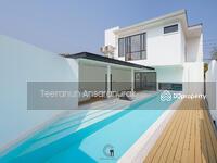 ขาย - ขาย Pool villa Modern style สร้าใหม่ ใกล้ พืชสวนโลก ไนท์ซาฟารี
