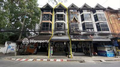 ให้เช่า - ขาย/ให้เช่า ทาวน์เฮ้าส์ ในคูเมืองเชียงใหม่ (Th-640216-0012)