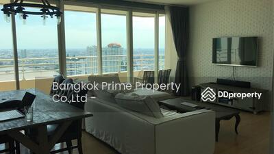 ให้เช่า - ♛ The Great Value Condominium For Rent ♛ ♥ WATERMARK Chaophraya River - BTS Sapantaksin (WTM-CPR-1)