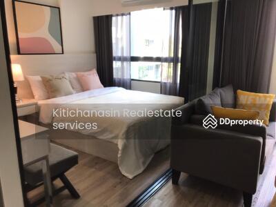 ให้เช่า - รหัส KRE A2060 Dusit D2 Residence Hua Hin แบบ 1ห้องนอน 1ห้องน้ำ 30 ตร. ม ชั้น 3 เช่า 16, 000 บาท @LINE:0932181290 คุณ เก๊ะ