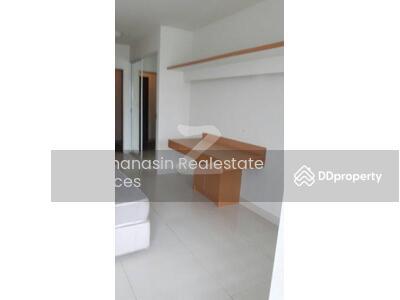 ให้เช่า - รหัส KRE  A2090 I - House Rama IX - Ekamai แบบ 1ห้องนอน 1ห้องน้ำ พท. ใช้สอย 28 ตร. ม ชั้น XX เช่า 6, 000 บาท @LINE:0949131629 คุณ ไทน์