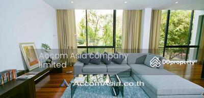 ให้เช่า - The Garden House House 3 Bedroom For Rent BTS Ekkamai in Sukhumvit Bangkok (610268)