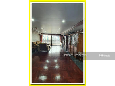 ให้เช่า - President Park 3 Bed Condo For Rent BR10176CD