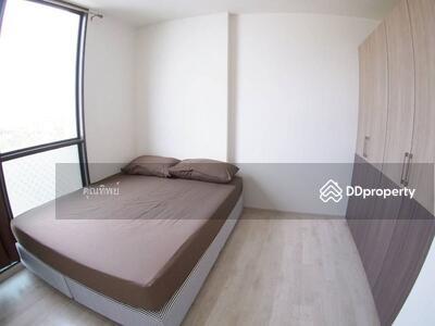 ให้เช่า - ++ ให้เช่า ++ Chambers Chaan Ladprao-Wanghin แบบ 1 ห้องนอน 41 ตรม ชั้น 5 ตึก B2 มีเครื่องซักผ้า ใกล้ MRT โชคชัย 4