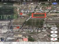 ขาย - ที่ดินซอยโรงงานไวไว สามพราน 4-0-95 ไร่ เข้าได้สองทาง อยู่หลังห้าง CJ