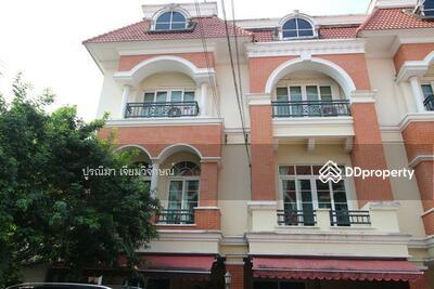For Sale - House for sale along the Ekamai Expressway, Ramindra Pradit Manuthamy