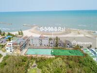 ขาย - ขายที่ดินใกล้ทะเลเพียง50เมตร ลักษณะยาว มีทั้งหมด398ตารางวา รวม5โฉนด สร้างโรงแรมได้ สร้างบ้านขายได้เลย0952892954