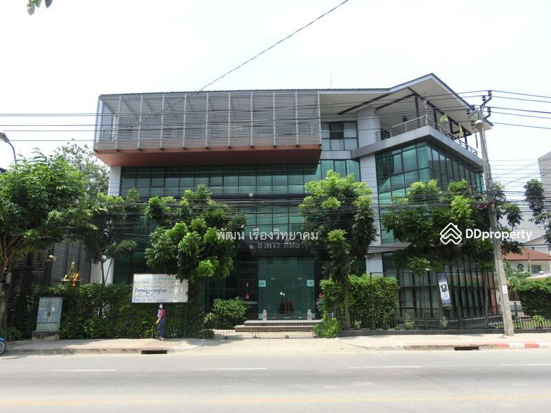 อาคารสำนักงาน 4ชั้น ถนนคู้บอน 29 แขวงรามอินทรา เขตคันนายาว กทม #84525656