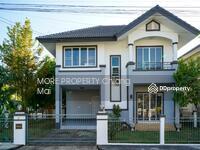 ขาย - บ้านในโครงการกาญกนกวิลล์ 1  ใกล้ตลาดท่ารั้ว