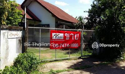 ขาย - ขายบ้านเดี่ยว ชั้นเดียว ขนาด 3 ห้องนอน 2 ห้องน้ำ พร้อมที่ดิน 131 ตรว.
