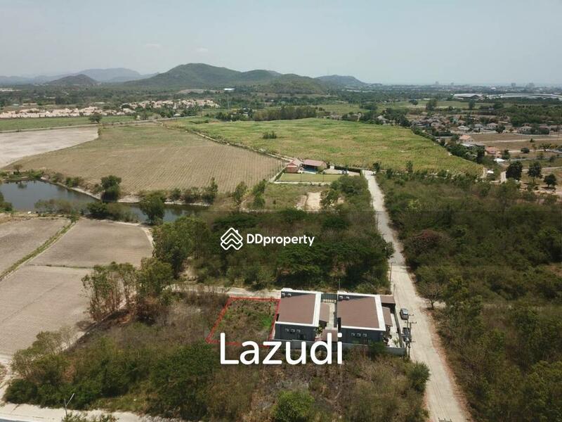 Lazudi Land 1 Ngan for sale in Hua Hin soi 112