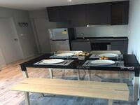 For Rent - New condo for rent, ASPEN CONDO, Srinakarin Road, Soi Lasalle, 7th floor room,  fully furnished