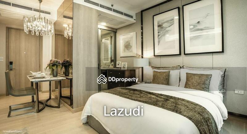 Lazudi 1 Bed 34.32SQM Siamese Exclusive Queens