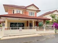 ขาย - ขายบ้านเดี่ยว 2 ชั้น แกรนด์ ชล เลค แอนด์ การ์เด้น บ้านสวน เมืองชลบุรี ใกล้มอเตอร์เวย์ ใกล้บ้านบึง