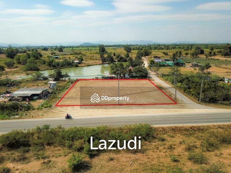 Lazudi Road Front Great Land Ready To Built - Hua Hin Soi 112