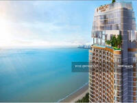 ขาย - คอนโดเพื่อการลงทุน การันตีค่าเช่า Wyndham Grand Pattaya หาดวงศ์อมาตย์