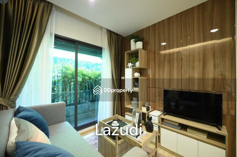 Lazudi 1 bed 30 SQM, The Excel Hideaway Sukhumvit 50