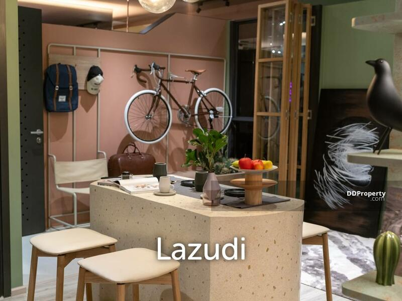Lazudi 2 bed 59.15SQM, XT Huaikhwang